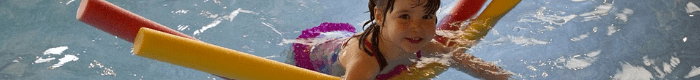 zwemmen meisje